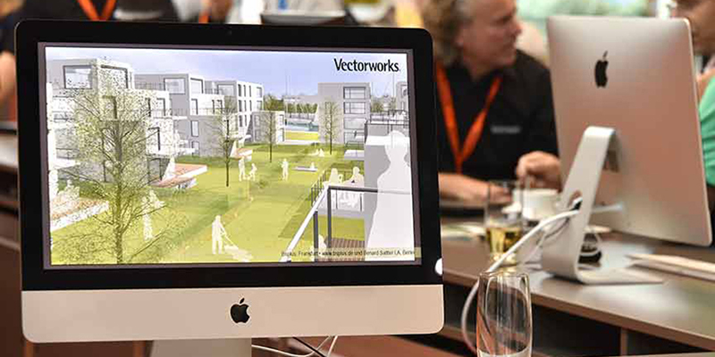 Vectorworks Messen